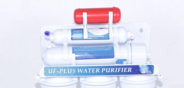 6 Stufige Ultrafilter-Anlage UF08 2000l//Tag Kein Tank WP-2